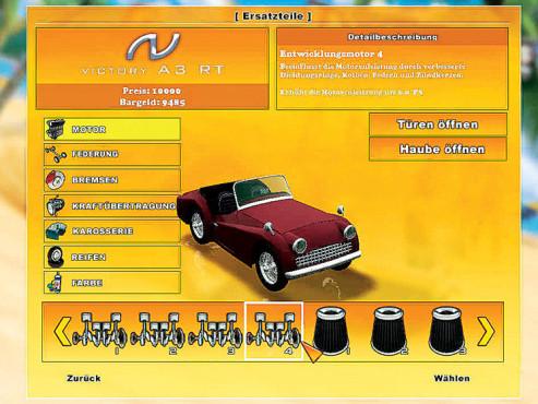 Oldtimer-Simulator ©Media Verlagsgesellschaft
