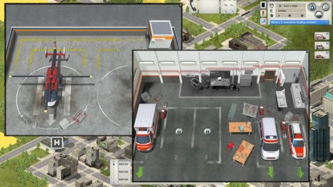 Rettungsdienst-Simulator 2014 ©Rondomedia