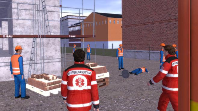 Rettungswagen-Simulator 2014 ©Astragon