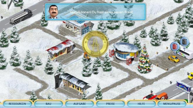 Tankstellen-Simulator ©NBG
