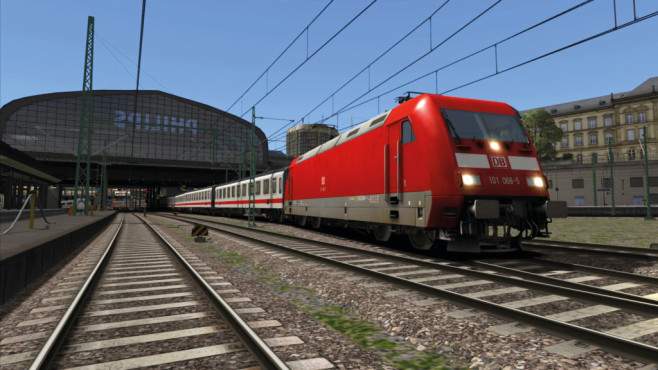 Train Simulator 2014 © Aerosoft
