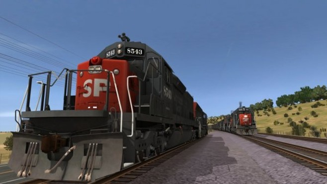 Trainz – A New Era © Koch Media