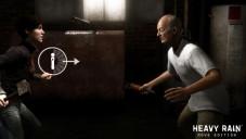 Actionspiel Heavy Rain: Auseinandersetzung©Sony
