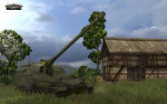 Actionspiel World of Tanks: Artillerie © Wargames