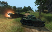 Actionspiel World of Tanks: Chinese©Wargames