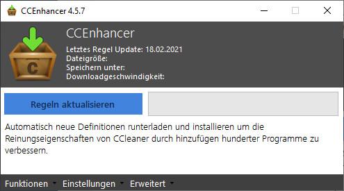 Screenshot 1 - CCEnhancer