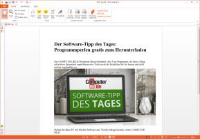 Nitro PDF Reader (32 Bit)