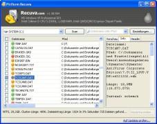 """Recuva: Keine Panik wenn Daten verschwunden sind: """"Recuva"""" holt gelöschte Dateien zurück."""