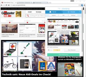 Visualping für Chrome