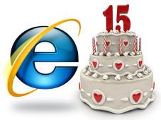 15 Jahre Internet Explorer©Franck Boston-Fotolia.com