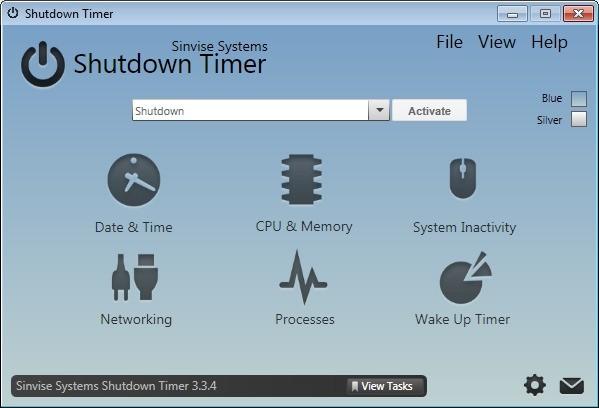 Screenshot 1 - Shutdown Timer