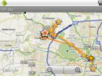 Screenshot: GPS Spy©Screenshot: GPS Spy