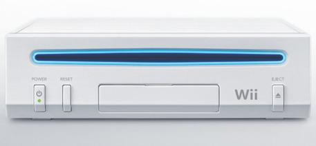 Konsole Nintendo Wii©Nintendo