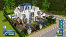 Simulation Die Sims 3: Haus©Electronic Arts