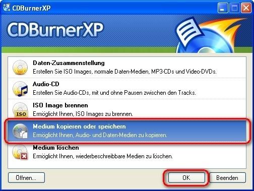 Cdburnerxp 11 Kopien Erstellen Bilder Screenshots Computer Bild