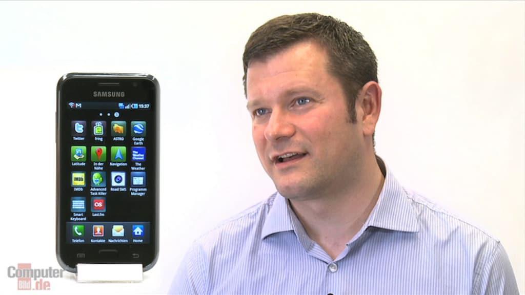 Video: Samsung Galaxy S I9000