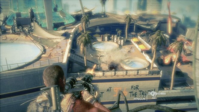 Spec Ops – The Line: Pool ©Take-Two