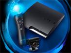 Spielekonsole PS3 mit Bewegungssteuerung Move©Sony