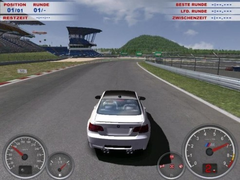 BMW M3 Challenge ©Screenshot