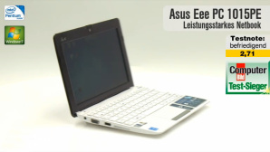 Video zum Test: Netbook Asus Eee PC 1015E