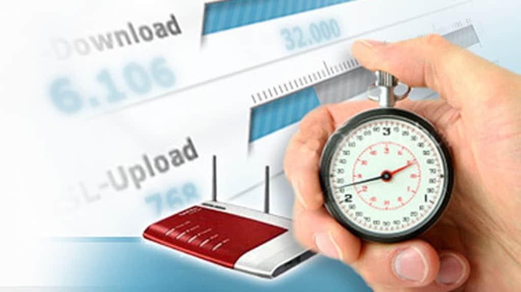 Der DSL-Geschwindigkeitstest von COMPUTER BILD