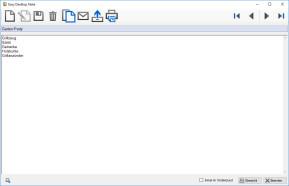 Easy Desktop Note