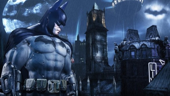 Actionspiel Batman – Arkham City: Batman © Warner Bros.