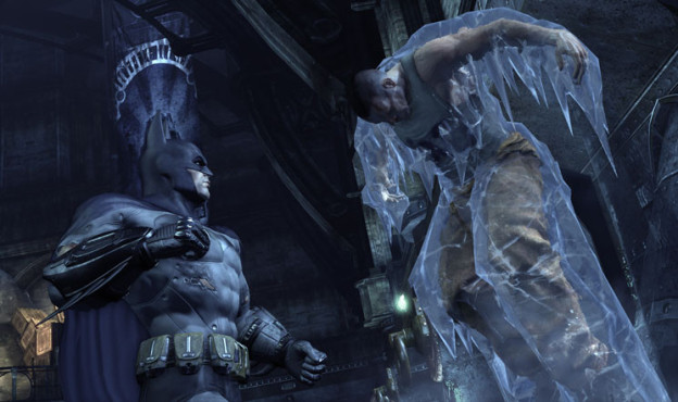 Actionspiel Batman – Arkham City: Forschung © Warner Bros. Interactive