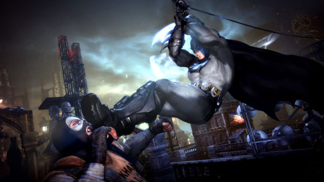 Actionspiel Batman – Arkham City: Pinguin © Warner Bros. Interactive