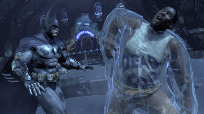 Actionspiel Batman – Arkham City: Plan © Warner Bros. Interactive