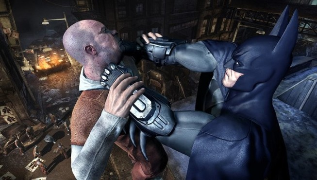 Actionspiel Batman – Arkham City: Verhör © Warner Bros.