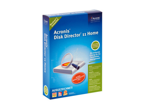 Acronis Disc Director Home 11 ©Acronis