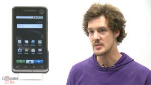 Video: Motorola Milestone XT720