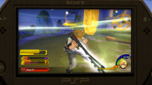 Video-Review: Kingdom Hearts f�r PSP