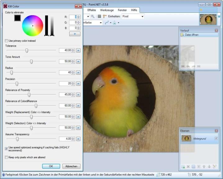 Screenshot 1 - Kill Color