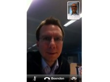 Facetime mit dem Apple iPod touch