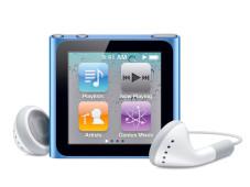 Apple iPod nano 6G©COMPUTER BILD