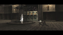 Actionspiel Ico and Shadow of the Colossus – The Collection: Yorda©Sony