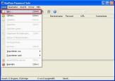 KeePass: Neuen Datensafe anlegen