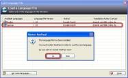 KeePass: Sprachpaket installieren