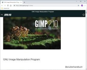GIMP (Handbuch)