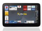 Tablet-PC WeTab von Neofonie©Neofonie