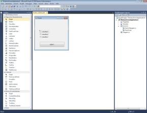Visual C# 2010 Express