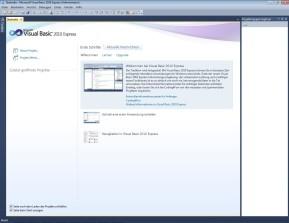 Visual Studio 2010 Express
