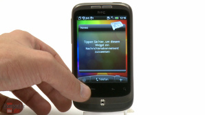 Video zum Test: HTC Wildfire
