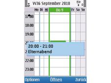 Nokia C5 Kalender©COMPUTER BILD