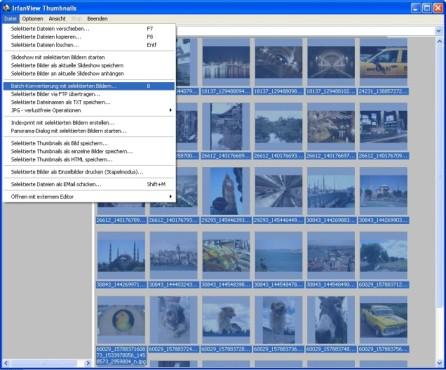IrfanView: Fotos gekonnt verwalten