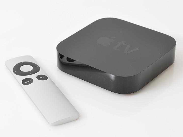 apple tv 2 generation perfekter media player f rs. Black Bedroom Furniture Sets. Home Design Ideas