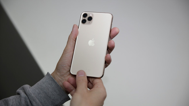 Apple iPhone 11 Pro Max © COMPUTER BILD