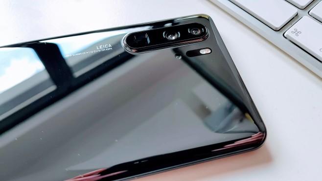 Huawei P30 Pro ©COMPUTER BILD / Michael Huch